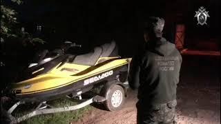 В Тверской области перевернулся гидроцикл с мужчиной и двумя детьми: два человека погибли
