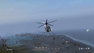 DayZ (Expansion Server) Биба и Боба эпичные покатушки на вертолете