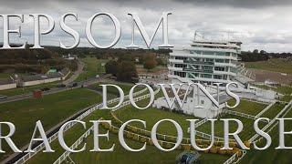 EPSOM DOWNS RACECOURSE Uk. 2020 . 4K