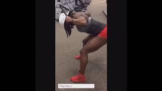 Афроамериканские фитнес девушки МОТИВАЦИЯ №10. Afro-American fitness girls MOTIVATION №10.